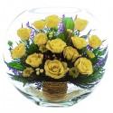 07_00 Цветы в стекле ~ вакуум*~