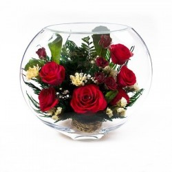 07_13 Цветы в стекле ~ вакуум*~