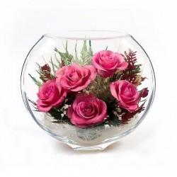 07_17 Цветы в стекле ~ вакуум*
