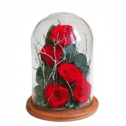 09_13 Цветы в стекле ~ вакуум*~
