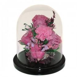 10_14 Цветы в стекле ~ вакуум*~