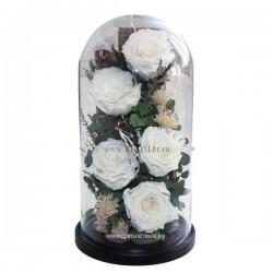 13_04 Цветы в стекле ~ вакуум*~