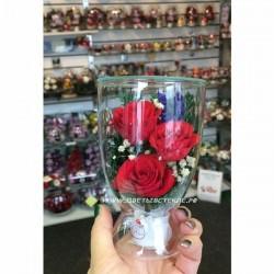 01_10 Цветы в стекле~вакуум*~