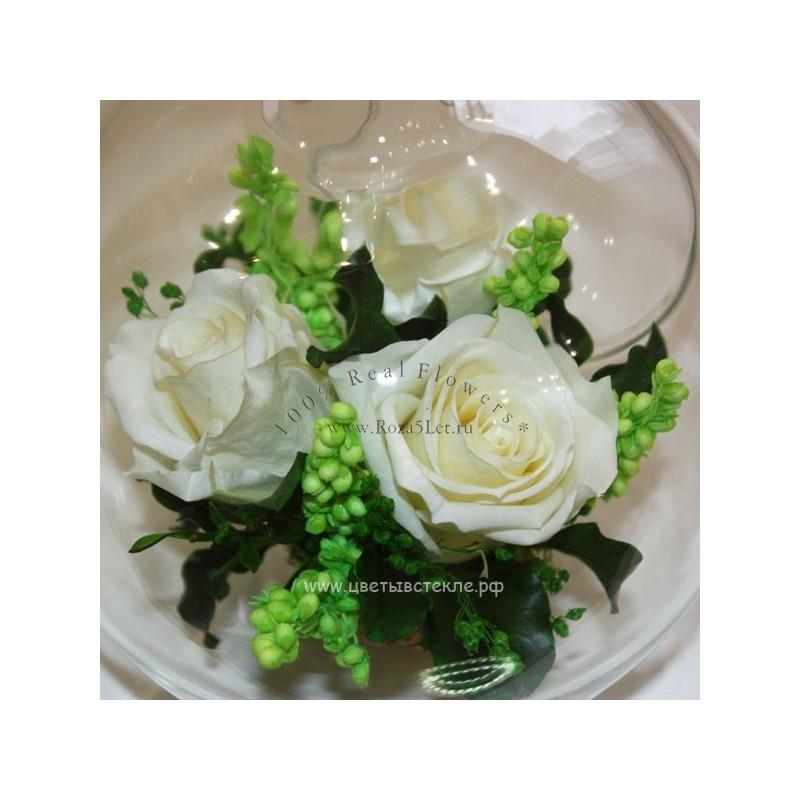 05_01 Цветы в стекле ~ вакуум*~