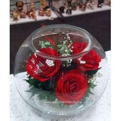 02_14 Цветы в стекле ~ вакуум*~