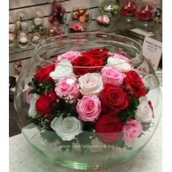08_06 Цветы в стекле ~ вакуум*~